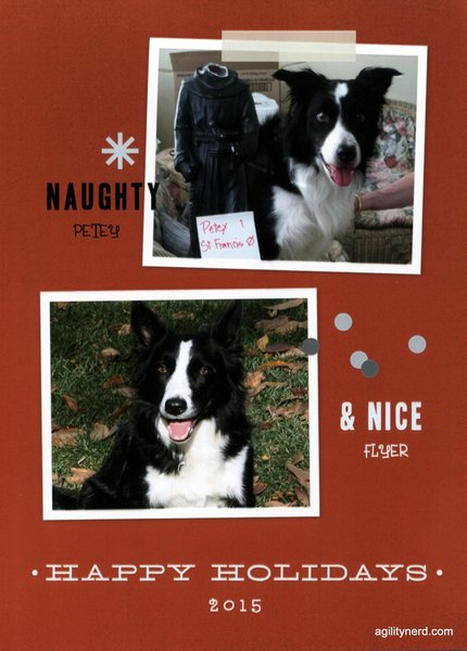 Naughty and Nice Petey and Flyer