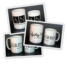 Collage of mugs